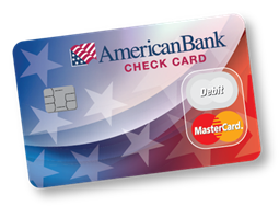 american banks personal check card is a great alternative to using cash or checks for everyday purchases its faster easier and more secure than - Personal Card